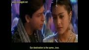 Shahrukh & Kajol (Deleted Scene) K3G