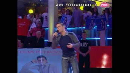 Filip Bulatović - Ti ne ličiš ni na jednu (Zvezde Granda 2010_2011 - Emisija 11 - 11.12.2010)