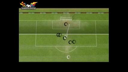Анализ на мача Гърция - Нигерия 2:1 Световно първенство Юар 2010