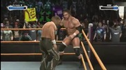 Wwe Smackdown vs Raw 2009 Triple H Part 4 Road To Wrestlemania