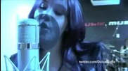 Dulce Maria - Inevitable - Ensayo con su Banda