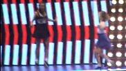 Violetta Live: 10. Luz Camara y Accion Барселона