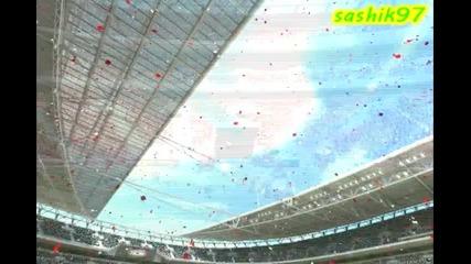 Fifa 12 - Хубав гол на Раян Гигс срещу Манчестър Сити.