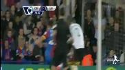 05.05.14 Ливърпул изпусна титлата след голово шоу срещу Кристъл Палас завършило 3:3