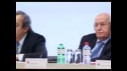 Мишел Платини призова за нови избори за Мондиал 2022