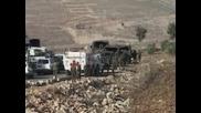 Пет ракети са изстреляни от екстремисти от Ивицата Газа към Израел