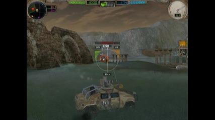 Еxmachina - Hard Truck Apocalypse mod - битки на арената 12
