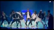 Адскооо ! Бийбър изпълнява песента Boyfriend на финала на Следващия топмодел на Германия