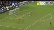 Хъл Сити - Манчестър Юнайтед 1:3 Гол На Бербатов! 27.12.2009