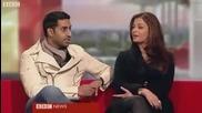 Aishwarya Rai Bachchan Abhishek Bachchan Interview with Bbc Breakfast