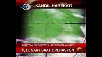 Air Strike Kandil Sev. Irak