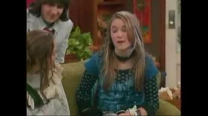 Hannah Montana Season 2 Episode 5 - I Am Hannah,  Hear Me Croak