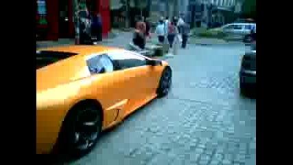 Lamborghini Murcielago Lp640 In Sofia