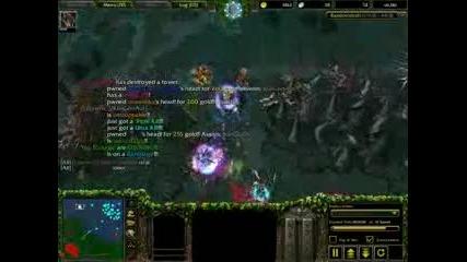 Ursa - Rampage 5 kills