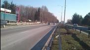 Тест на магистралата на Опел Астра Бертоне z20let част 3