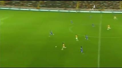 Galatasaray 3 - 1 Istanbul B.b (26.09.10)