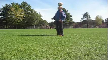 Да научим Freestyle Football ep6