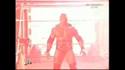 Batista vs Brock Lesnar
