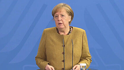 Germany: Merkel announces nationwide COVID-19 'emergency brake'