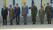 Romania: Pres Iohannis hails new NATO command unit in Bucharest