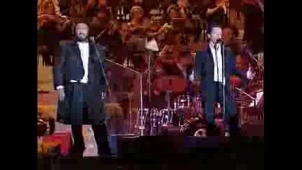 Pavarotti & Darren Hayes - O Sole Mio