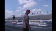 Най - Бързата Кола С Предно - Honda Civic 8sec !