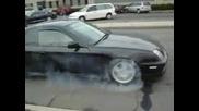 Honda Prelude - Burnout