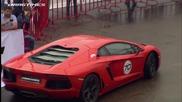 Lamborghini Lp 700-4 Aventador vs Porsche 911 Turbo Switzer_proto R911