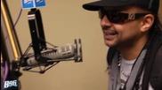 Sean Paul Interview w J Niice Julian On The Radio