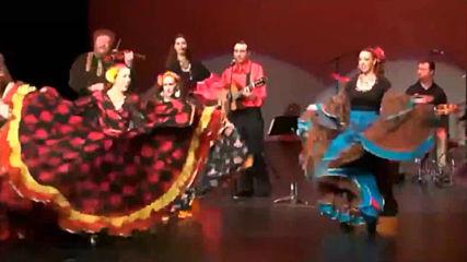 Цыганский Ансамбль Shatritsa - Gypsy Dance