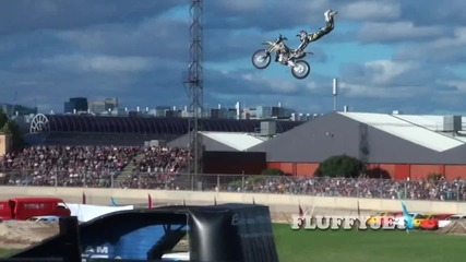 Big Air Motocross Freestyle Jumps