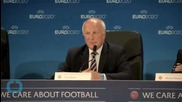 Fifa 'culture of Kickbacks and Corruption' Targeted by FA and Culture Secretary
