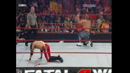 Fatal Four Way 2010 - Edge vs Orton vs Sheamus vs John Cena ( Wwe Championship)