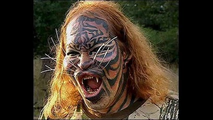 Най - Странните татуировки на света