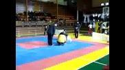Sninkyokushin - Мадарски Конник 2009 Финал кат.90кг.3gp
