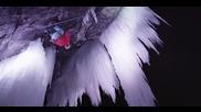 Ice Fall_ Night Ice Climbing _ Scandinavian Frost Giants 1