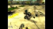 Flatout 2 - Crash Moment