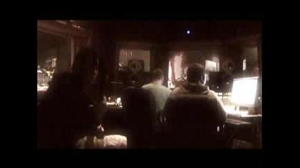 Slipknot - Nine:The Making Of All Hope Is Gone DVD (Part 1)