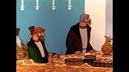Руска анимация. Сказка о Царе Салтане 4