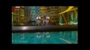 18+ Стриптийз шоу Финалното Изпълнение на Германия Alex Swings и Oscar Sings - Miss Kiss Kiss Bang