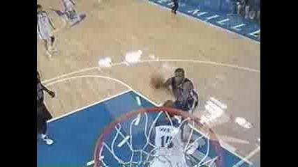 Баскетбол - Vince Carter