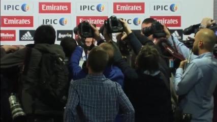 Мартин Йодегаард в Реал Мадрид