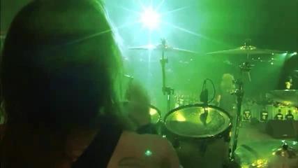 Grave Digger - Rebellion live ft. Hansi & Van Canto