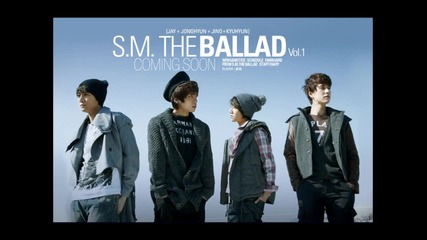 S.m. The Ballad - Hot Times [teaser]
