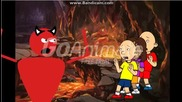 Caillou Daillou and Dora Get Sent to Hell