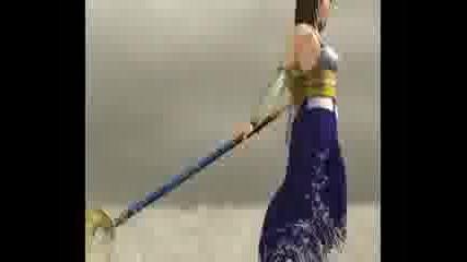 Dead Fantasy 4 - Yuna & Summons Vs Kasumi & Clones