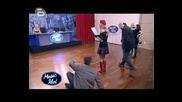 Music Idol 3 - Sonq Vassi se sublicha pred jurito [hot]