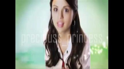 Реклама със Селена Гомез на Borden Milk Commercial