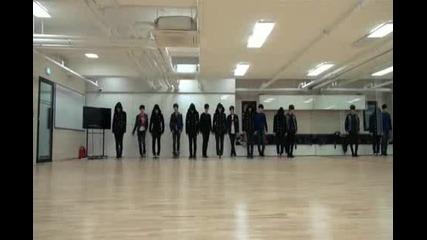 (boyfriend) - (janus) Choreography