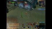 World of Warcraft - Berserker Stance Quest